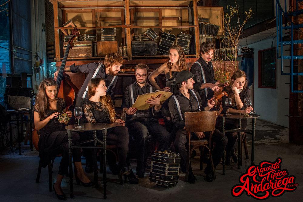 Orquesta Tipica Andariega