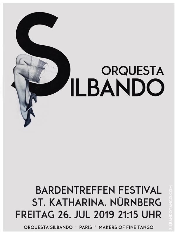 Orquesta Silbando 26 Juilliet 2019