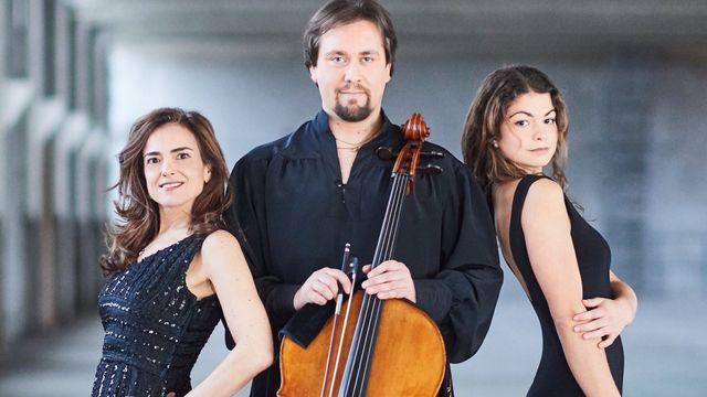 Trio Carlo van Neste spielt: Haydn, Mendelssohn, Piazzolla